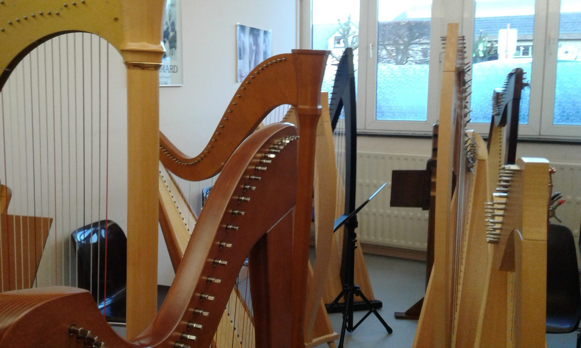 Formation-harpe